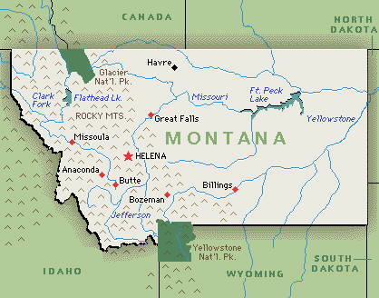 Executive Search Consultants  Montana MT Helena