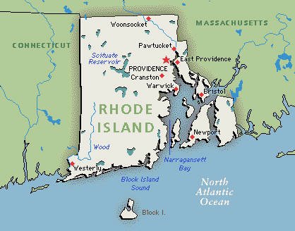 Executive Search Consultants Rhode Island RI Providence - Where is rhode island